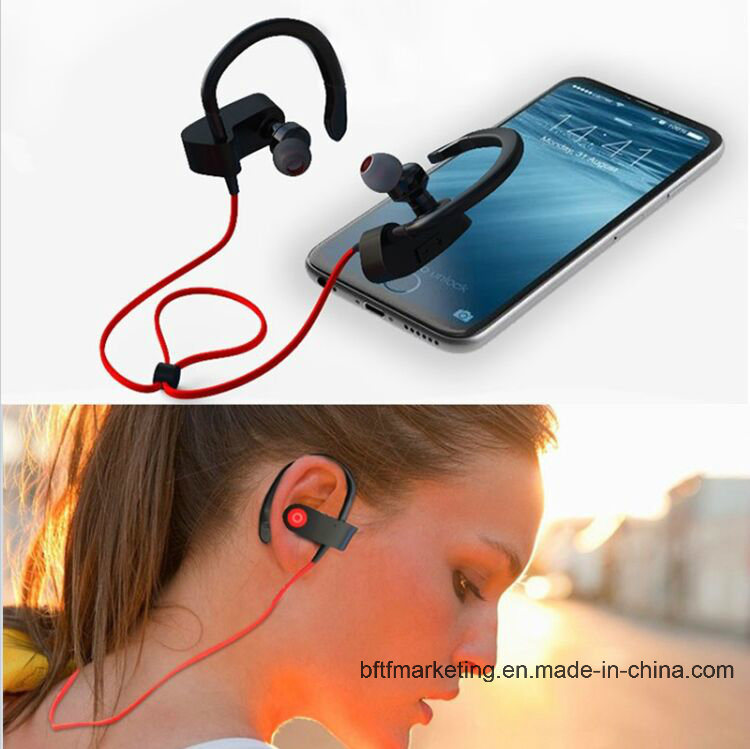 Bluetooth Headphones Wireless Stereo Earphones Sport-Running Handsfree with Mic for Ios Android Smartphone