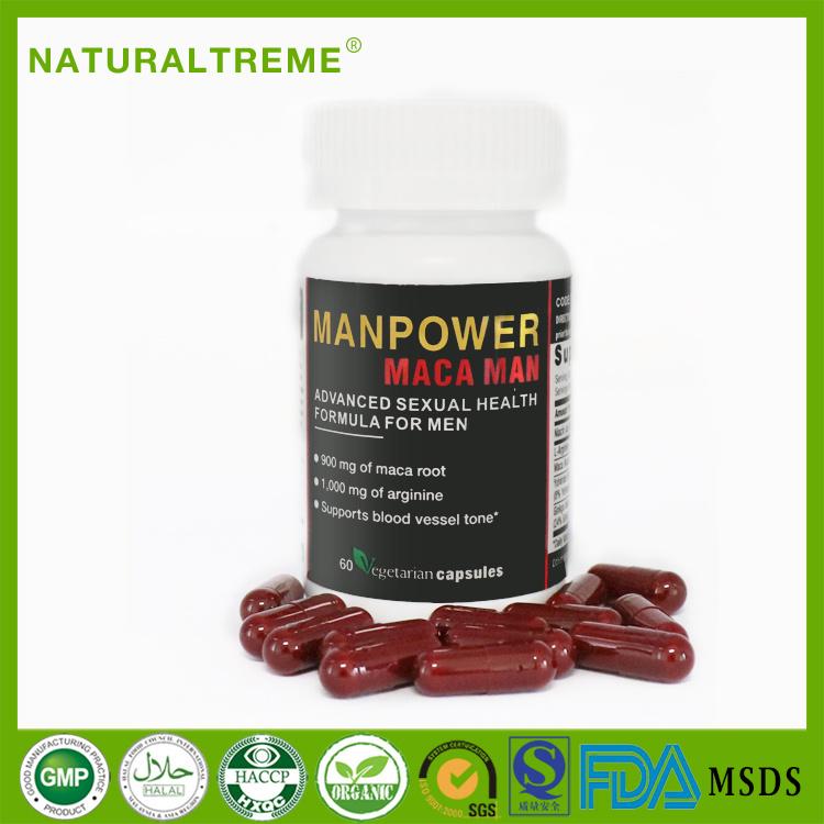 Customize Man Power Formula with American Ginseng