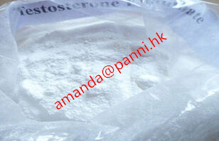 Raw 98% Testosterone Enanthate Steroid Powder for Muscle Building