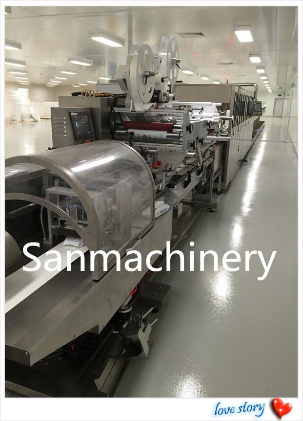 China-Made High Quality Baby Wipes Machine