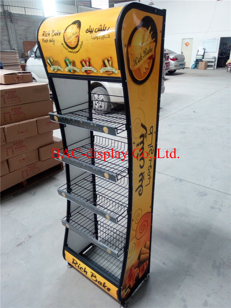 OEM Design Powder Coated Export Display Equipment