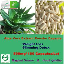 Herbal Aloe Abstract Detox Weight Loss Diet Pill