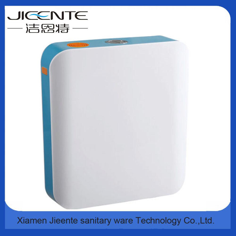 Jet-107 Dual Flush Super Thin Custom Plastic Toilet Plastic Cistern