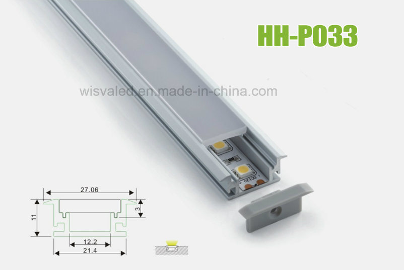 Hh-P033 Aluminum Profile for Ground Applications