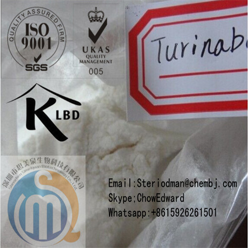 Oral Turinabol 4-Chlorodehydromethyltestosterone Raw Powder Legit Steroids 99% Purity