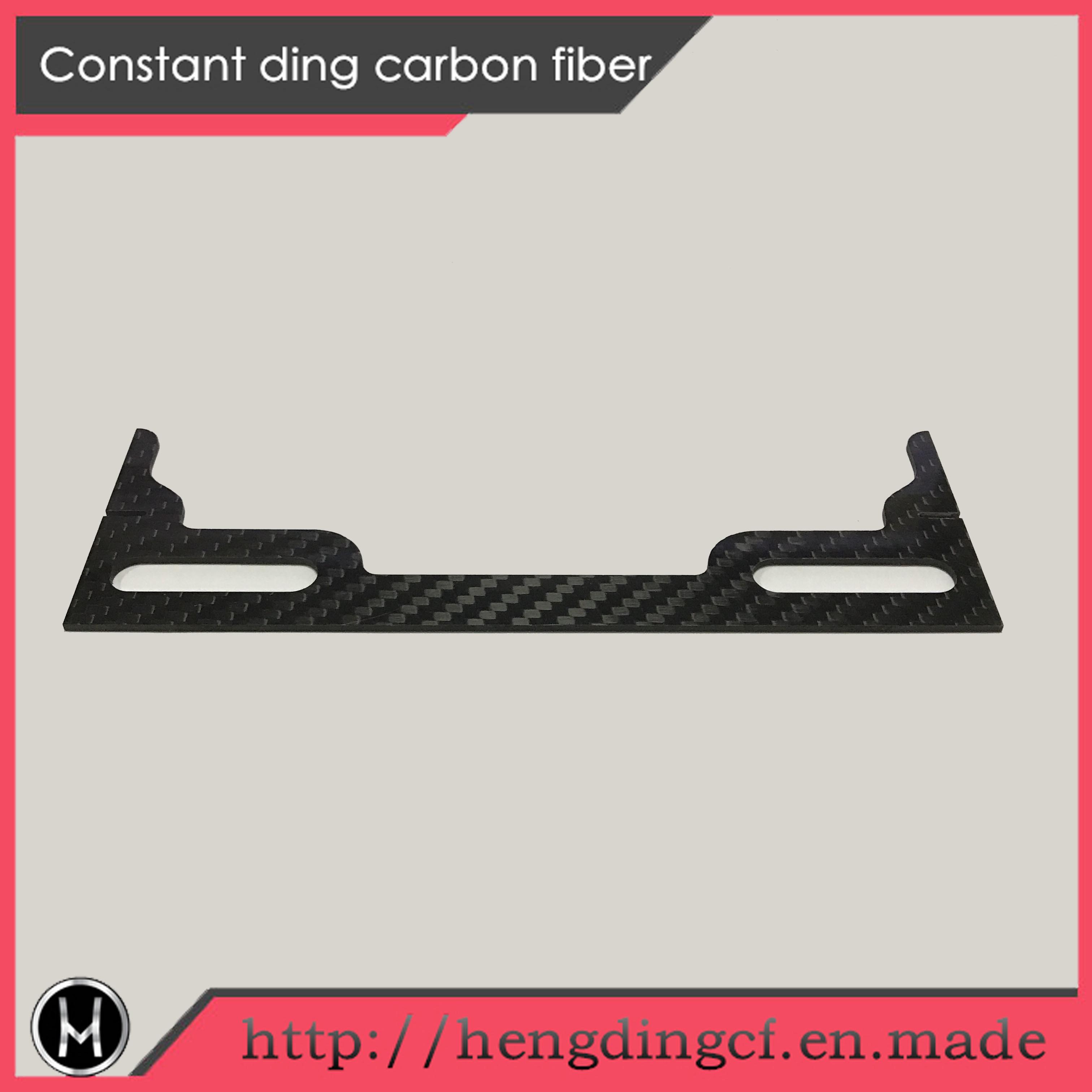 Abrasion-Resistant Anti-Static Carbon Fiber Parts for Uav