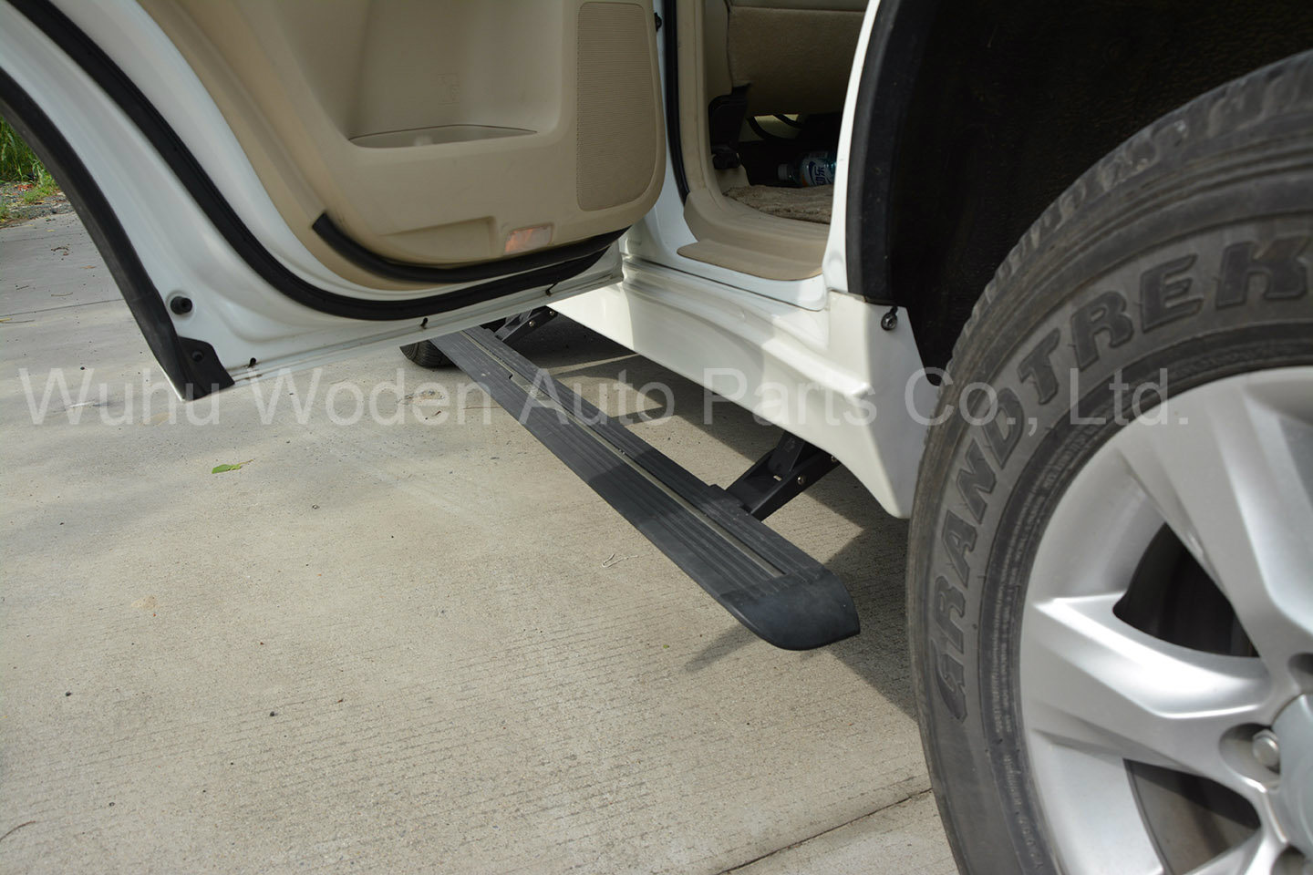 for Toyota-Prado Auto Accessory Electric Side Step/Running Board
