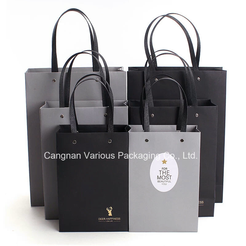 High Quality Paper Bag for Clothes Packaging