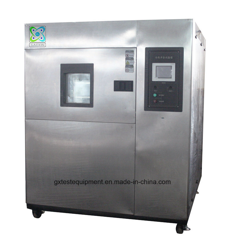 Programmable Three Zones Thermal Shock Test Chamber