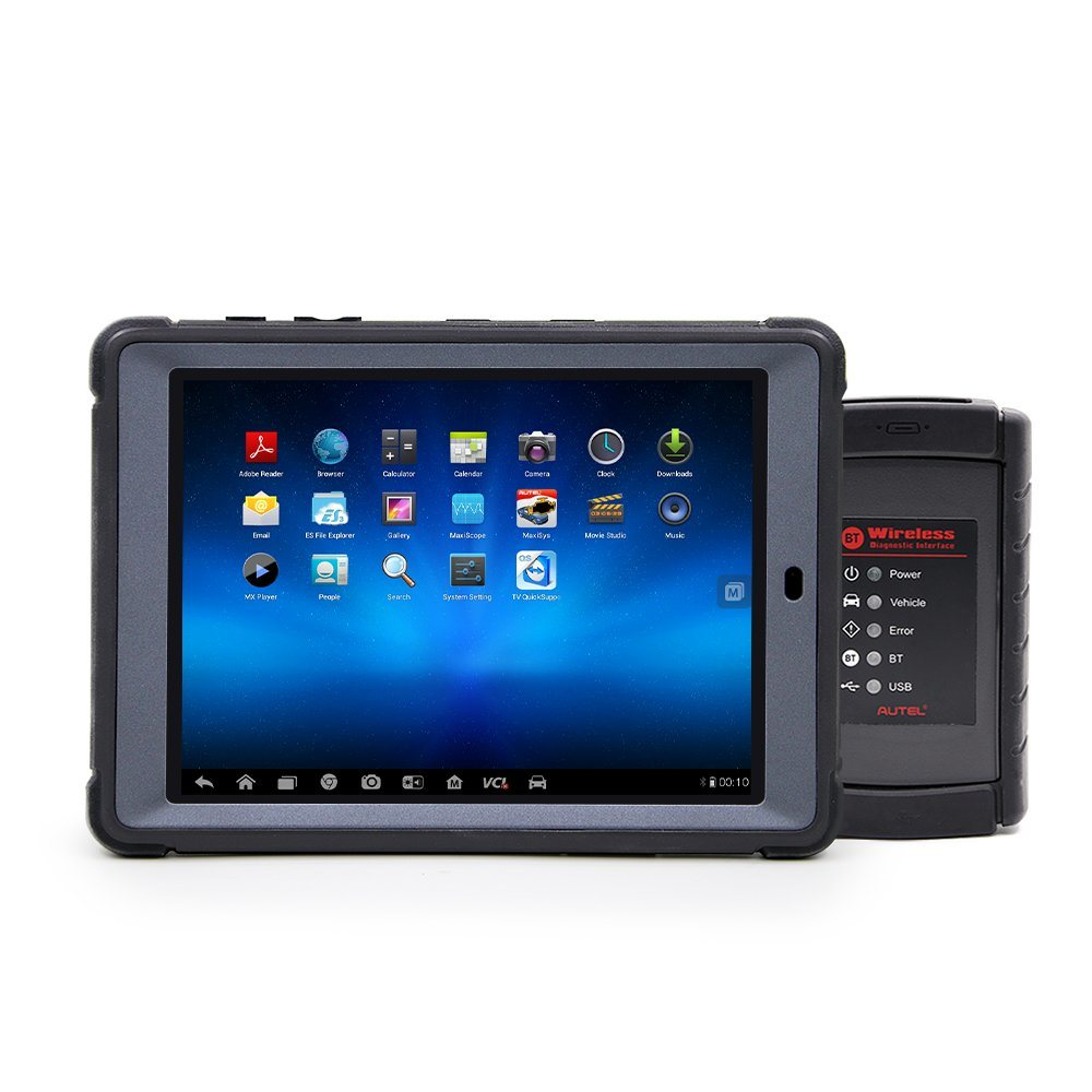 """Autel Maxisys Mini Ms905 Diagnostic Analysis System with 7.9"""" Screen LED Touch Display"""