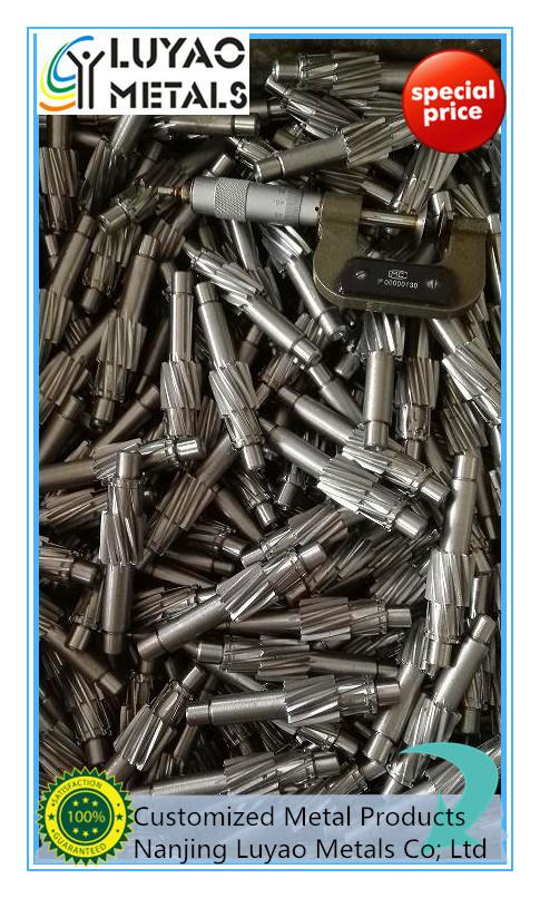 China Manufacturer High Precision CNC Machining Gear