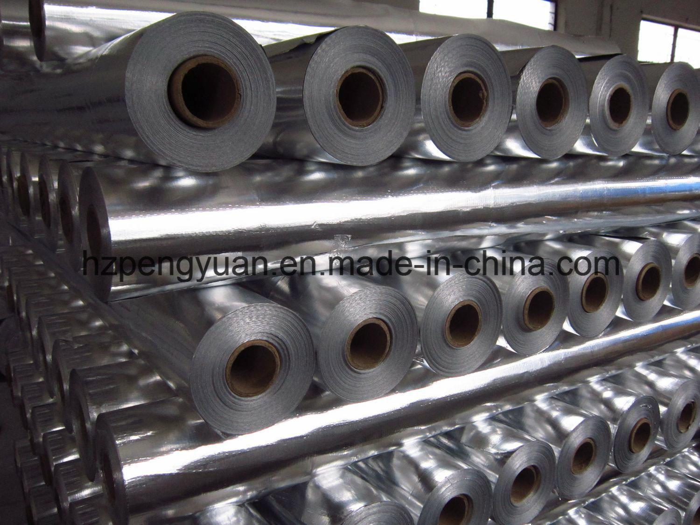 Embossed Foil XPE Thermal Break Insulation Material