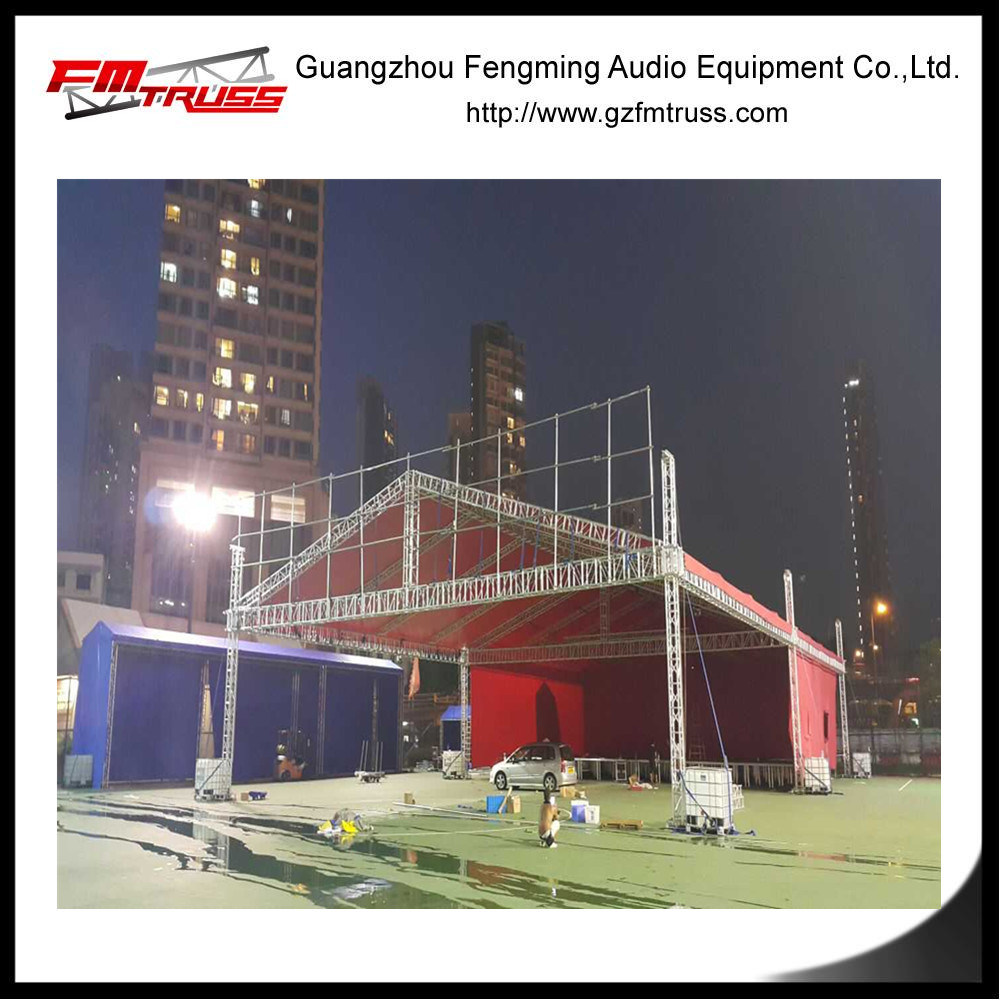 Big Tent 20m Truss Structure for Outdoor Concert Event