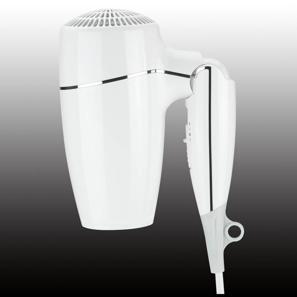 Hotel Wall Mounted 1800W Hair Dryer