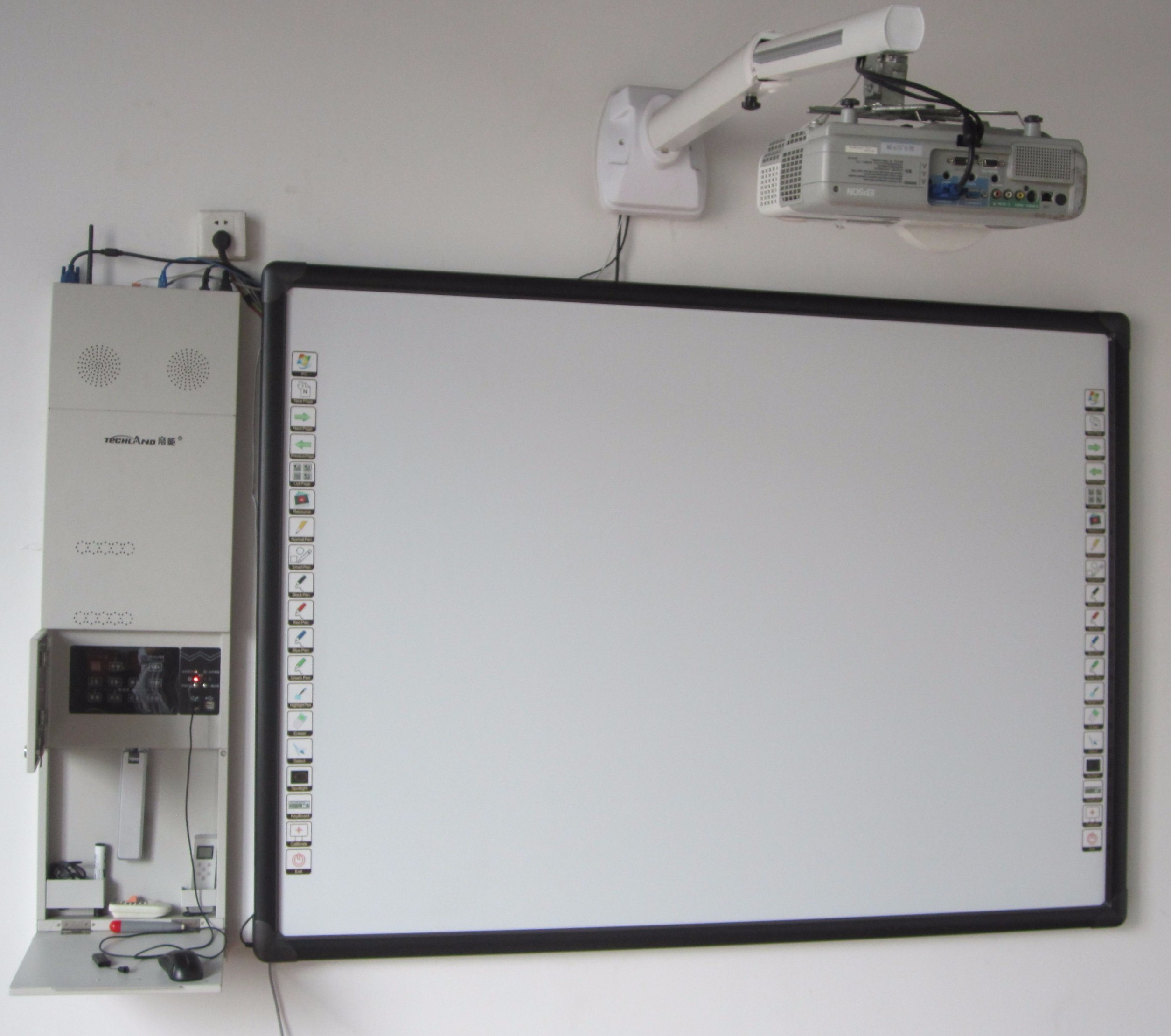 Interactive Whiteboard Smartboard for Digital Classroom