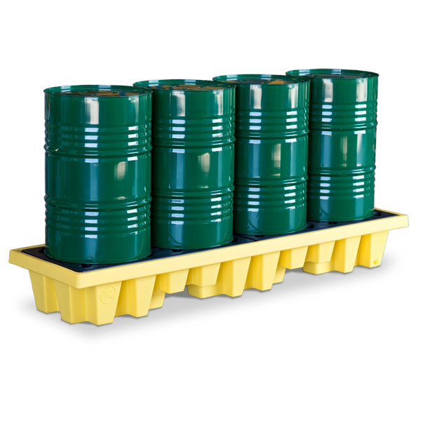 Westco Four Drum Containment Pallet