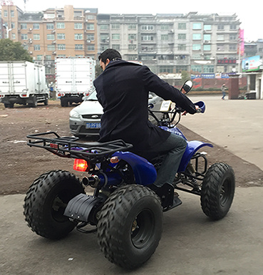 A7-05A Smart ATV Motorcycle Scooter with Ce