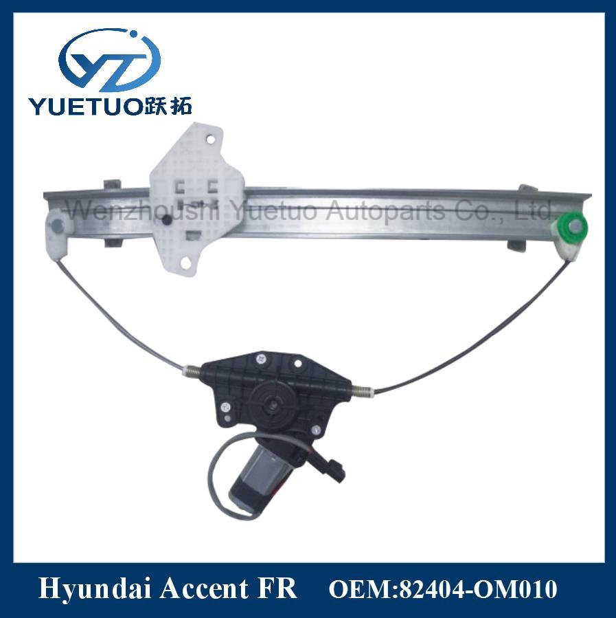 Car Power Window Lifter for Hyundai Accent OEM 82403-Om010, 82404-Om010