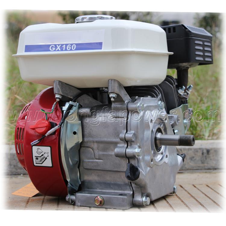 Pmt Type 5.5HP Gx160 Gasoline Engine 168f