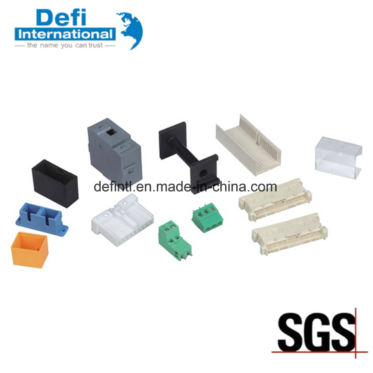 Customized Machining Small Plastic injection Molding for Plastic Parts