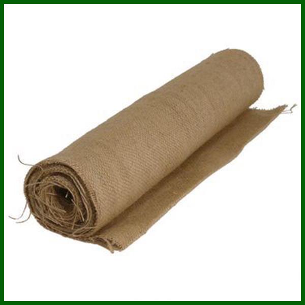 100% Jute Fiber Jute Fabric Roll