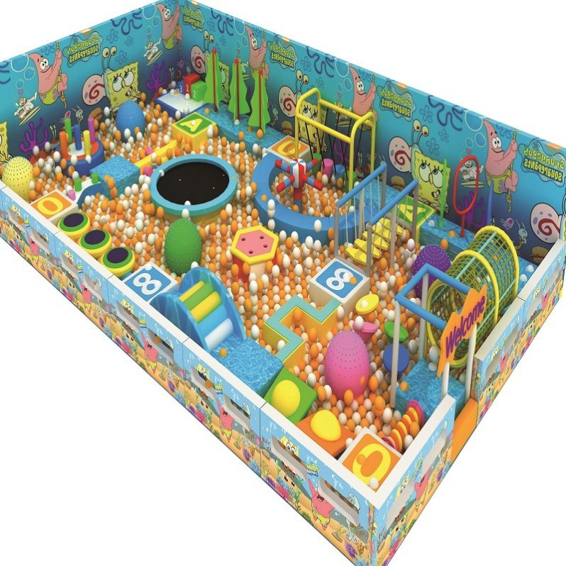Discount High Quality Indoor Playground