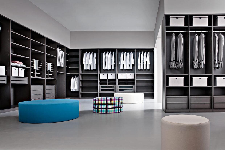 Modern Design MDF Customized Dressing Room Wardrobe Cupboard