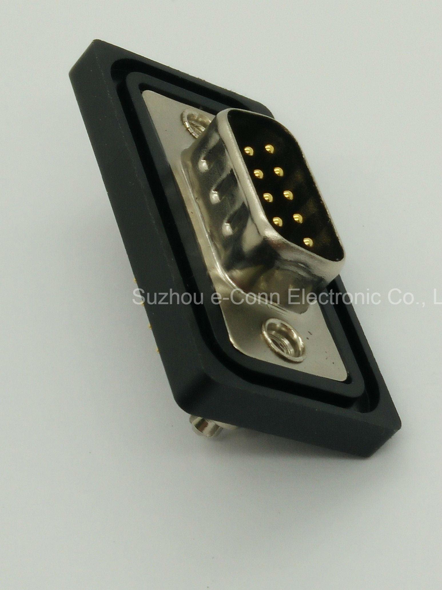 IP67 IP68 Waterproof D-SUB Connector