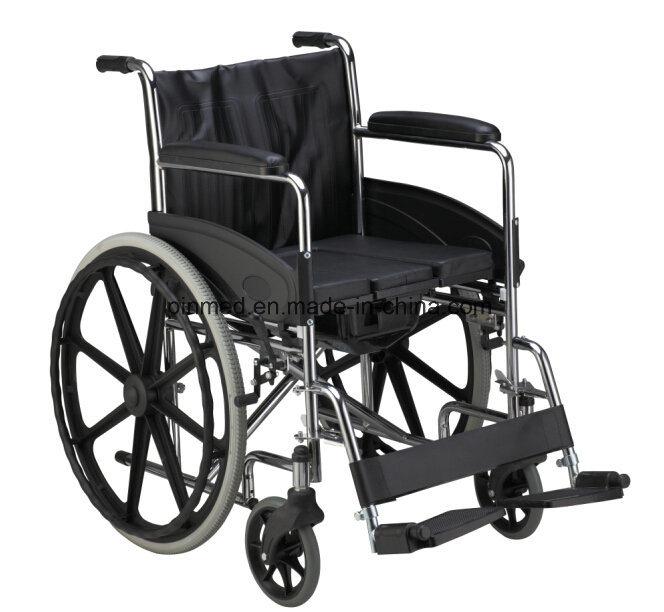 Merdical Aluminum Alloy Wheelchair