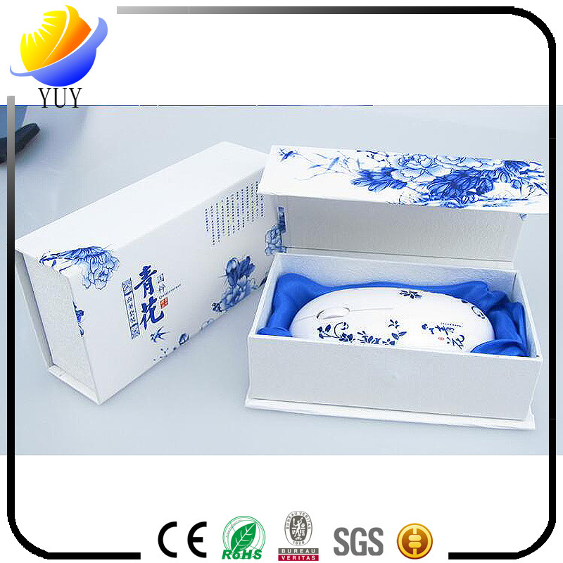 Custom Logo Chinese Style Quintessence Porcelain Business Wireless Mouse