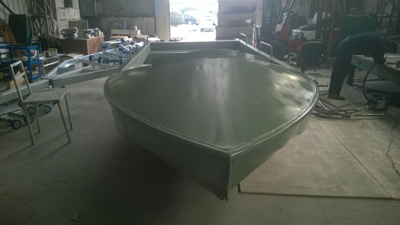 2017type Aluminium Boat Altai460