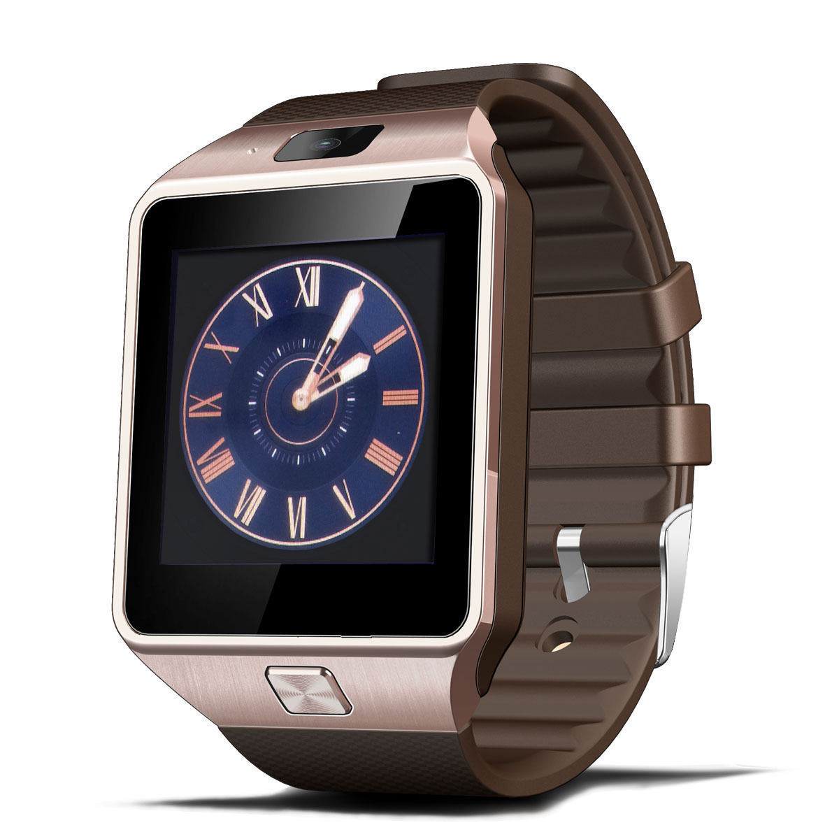 Hot Bluetooth Smart Watch Wristwatch Wrist Phone Sync Android or ISO Dz09