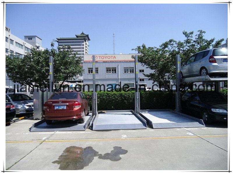 Professional Hydraulic Car Parking System