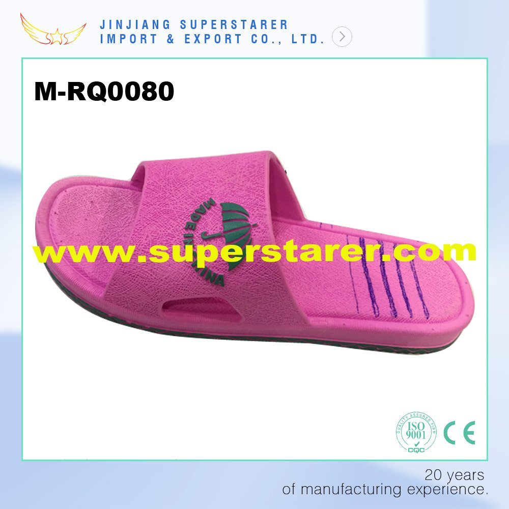 PVC Women Slipper Mold, Air Blowing Aluminum Mold