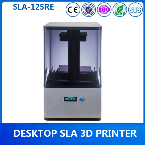 Factory High Precision SLA Desktop Digital 3D Printer on Sale