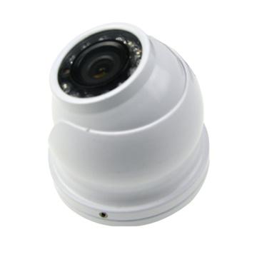 IR LED Bus Small Dome Night Vision Video Camera
