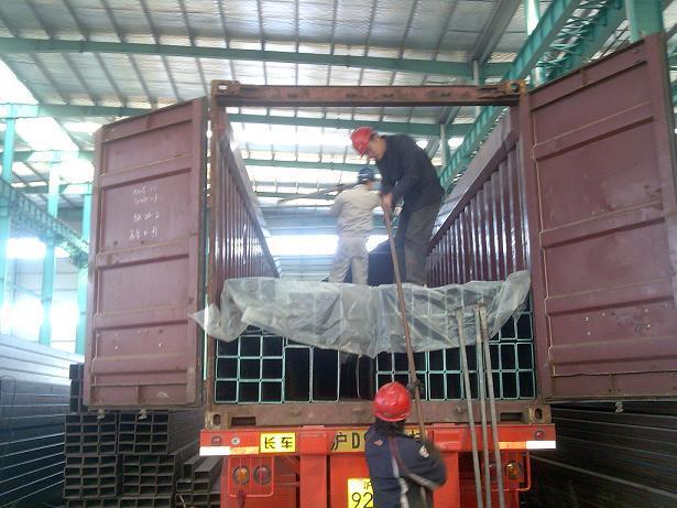 EN10210 Annealed Steel Tubes