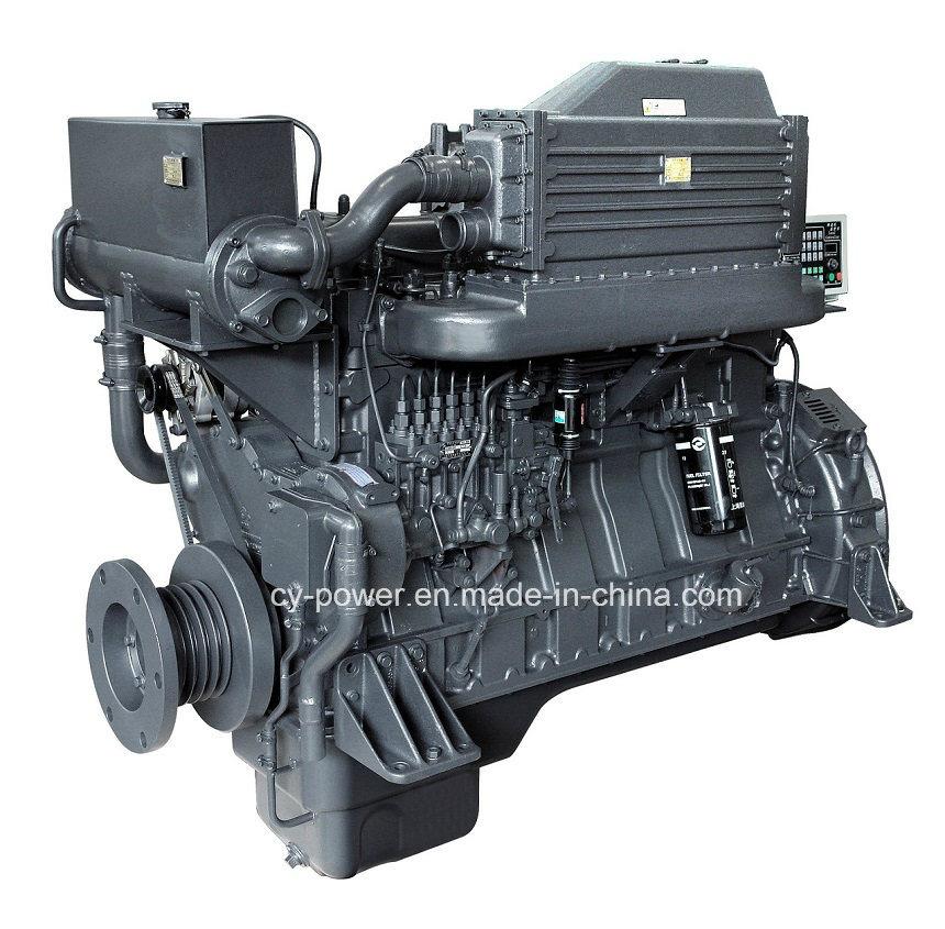 Sdec Sc15g Series Marine Engine, 280-330kw