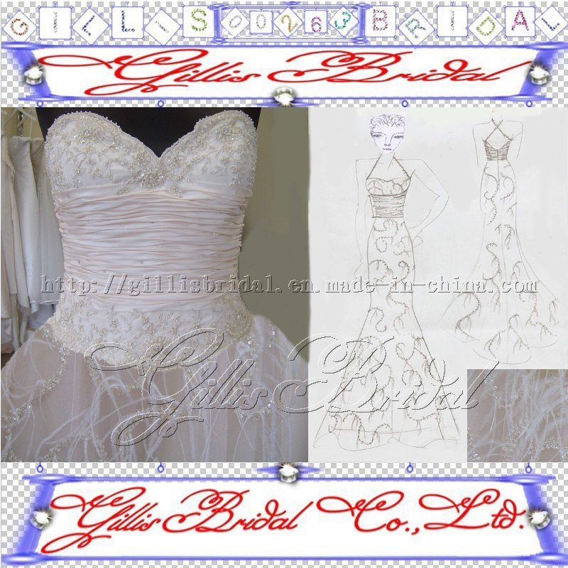 2012 Wedding Dress Night Dress Sketch Design of The Wedding Dress Rea