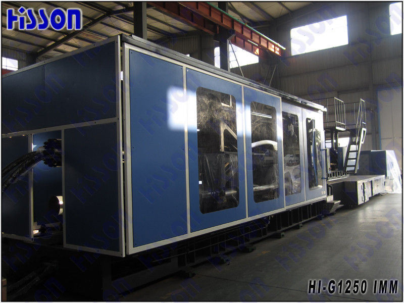 1250t Horizontal Plastic Injection Molding Machine Hi-G1250