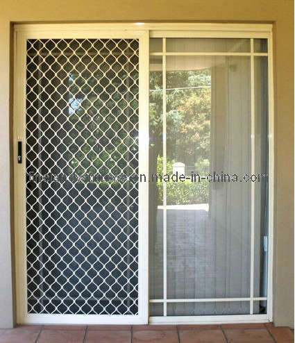 Security screen doors metal security sliding sliding for Security screen doors for sliding glass doors