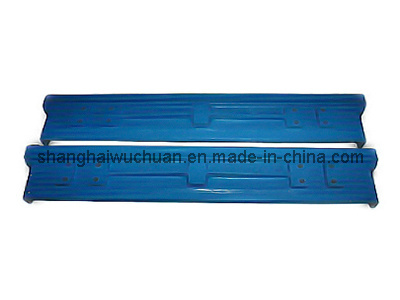 Spare Parts Carrier Plate for Crusher