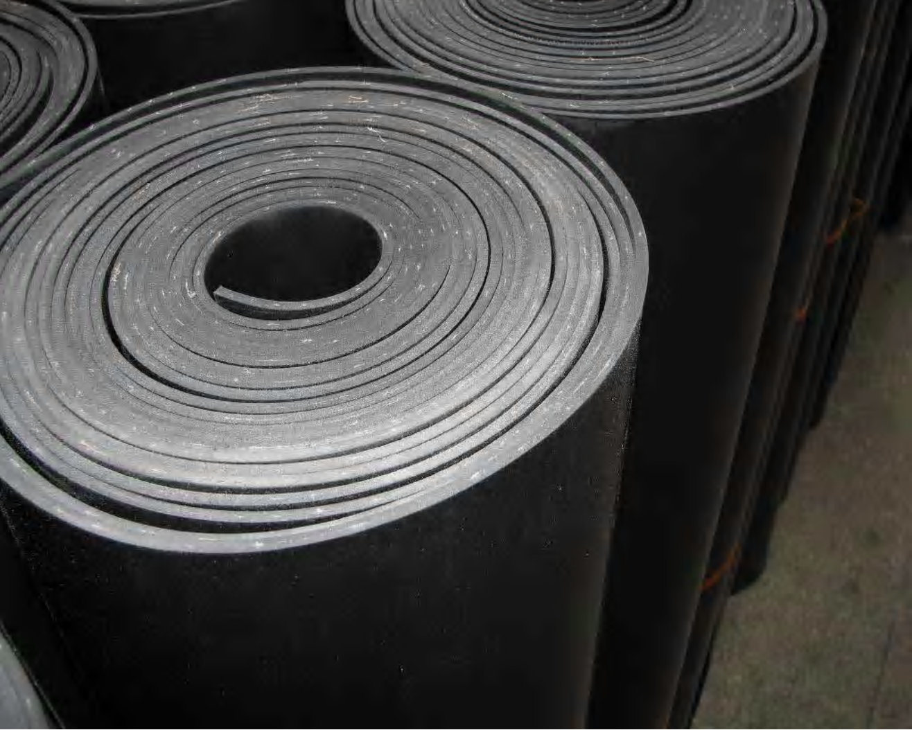 EPDM Rubber Sheet, EPDM Sheets, EPDM Sheeting for Industrial Seal (3A5005)