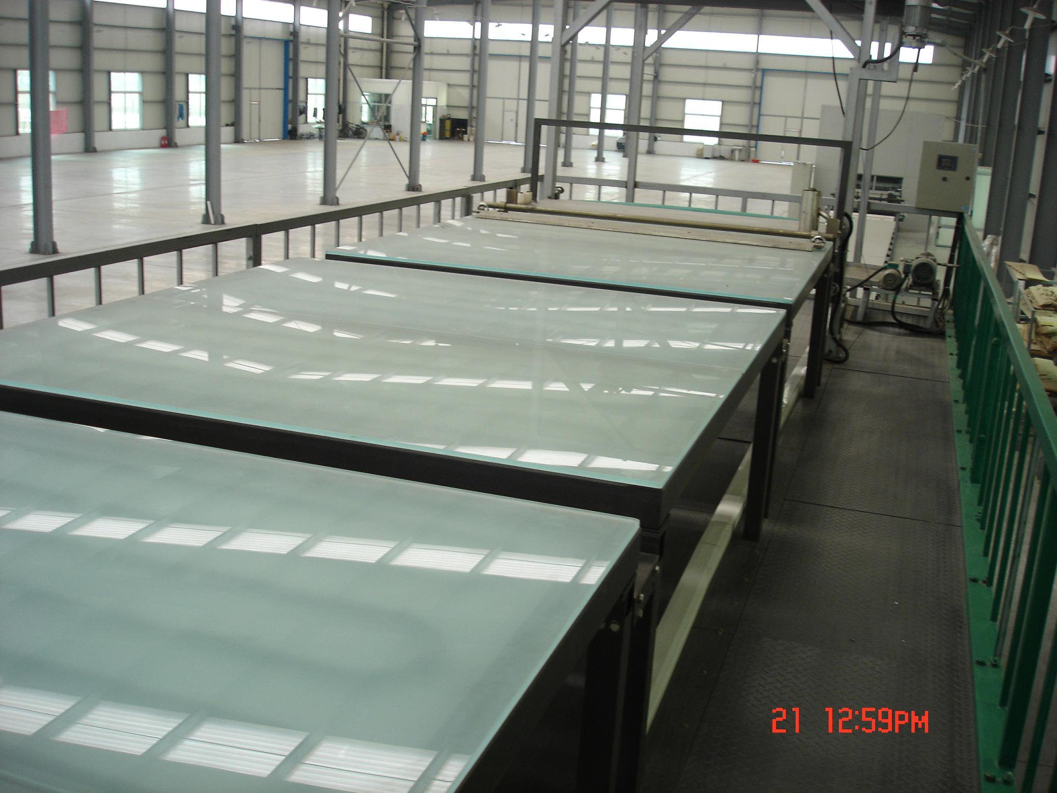 FRP Sheet Special for Coach Production Line