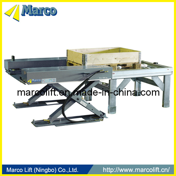Marco U-Shaped Scissor Lift Table with CE Approved