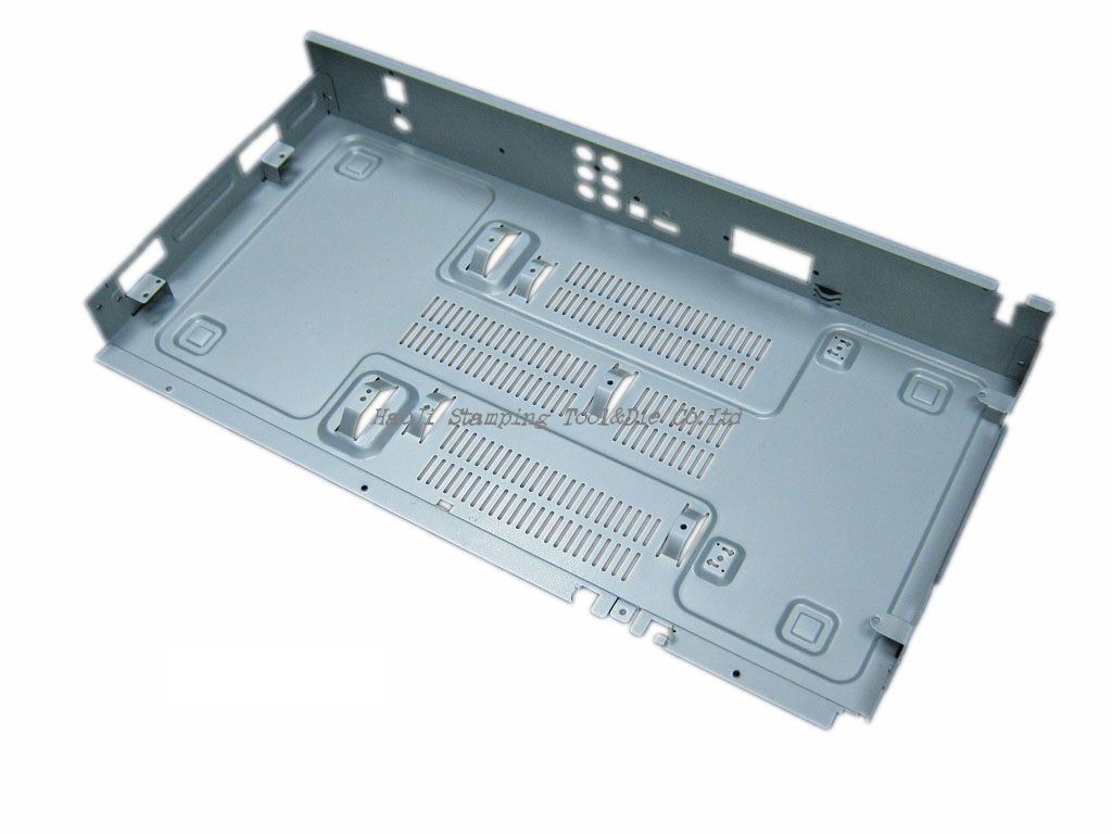 China Automotive Dvd Chassis Stamping Parts Die
