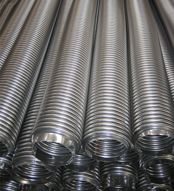 Industrial Stainless Steel Flexible Metal Pipe