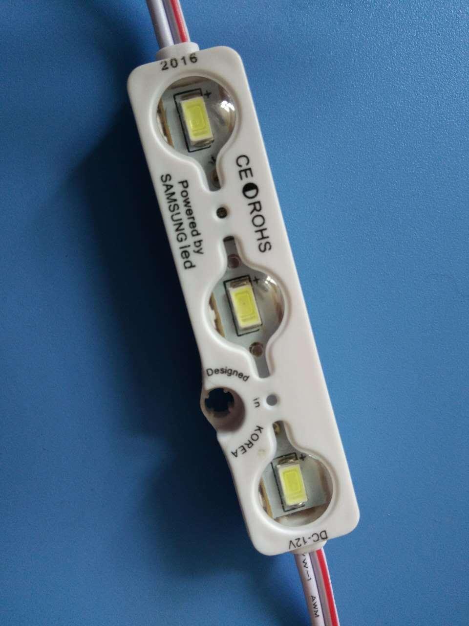 Wholesale Waterproof 12V 5730 SMD 3 Chips LED Module