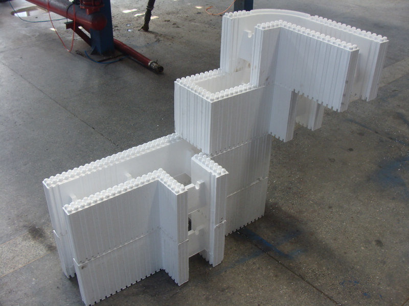 EPS Block Machine for Construction Panel