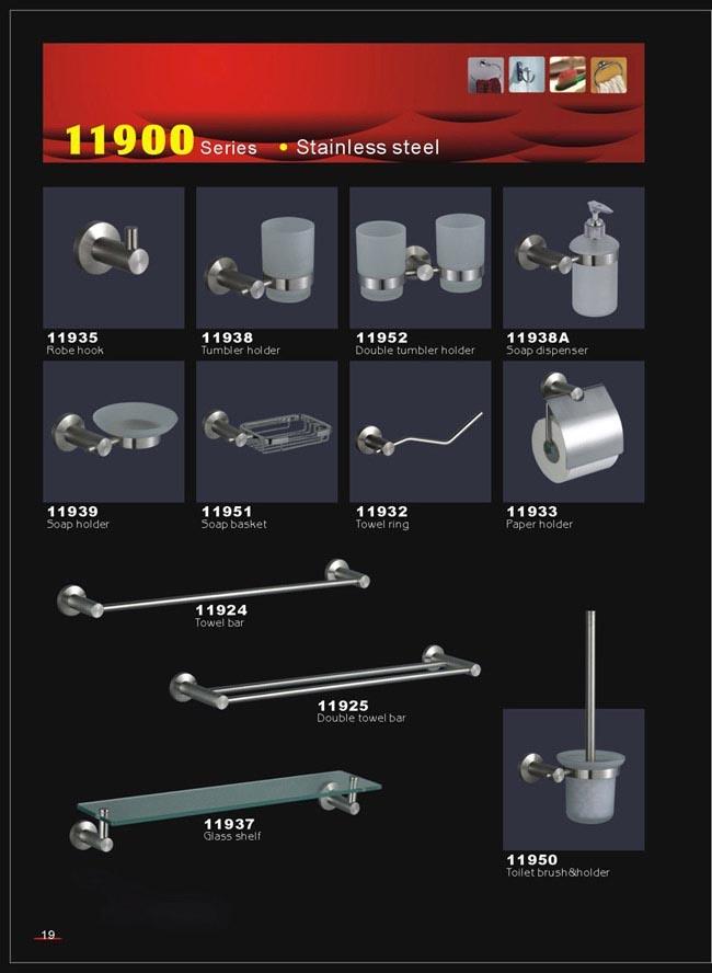 China Sanitary Ware Bathroom Fittings 11900 Series